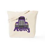 Trucker Kelly Tote Bag