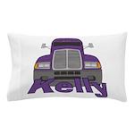 Trucker Kelly Pillow Case