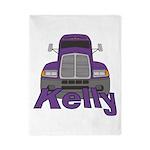 Trucker Kelly Twin Duvet