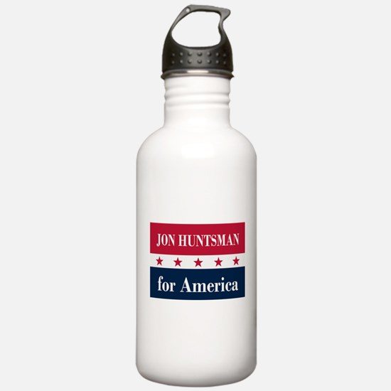 Jon Huntsman for America Water Bottle