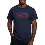 American Gypsies Men's Fitted T-Shirt (dark)