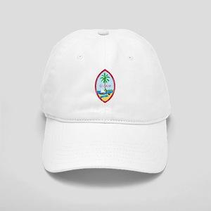 Guam Coat Of Arms Cap