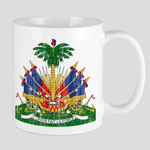 Haiti Coat Of Arms Mug