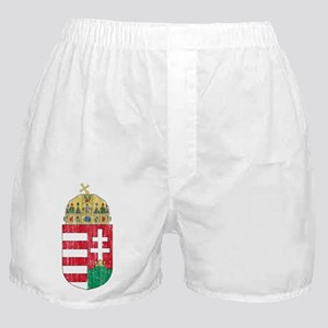 Hungary Coat Of Arms Boxer Shorts