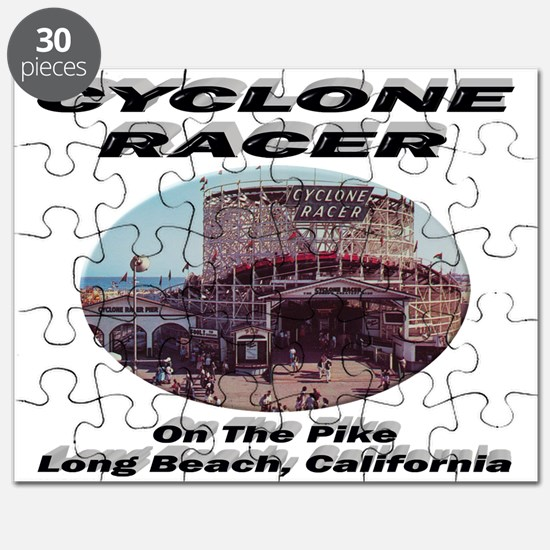 Cyclone Racer Puzzle