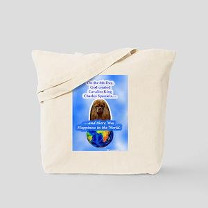 Cavalier (Ruby) Tote Bag