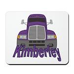 Trucker Kimberley Mousepad