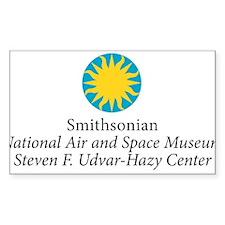 Smithsonian Rectangle Sticker