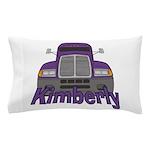 Trucker Kimberly Pillow Case