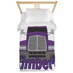 Trucker Kimberly Twin Duvet