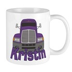 Trucker Kristin Mug
