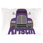 Trucker Kristin Pillow Case