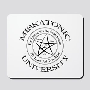 Miskatonic University Mousepad