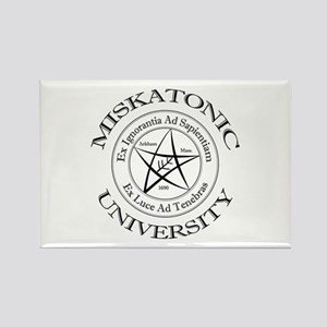 Miskatonic University Rectangle Magnet