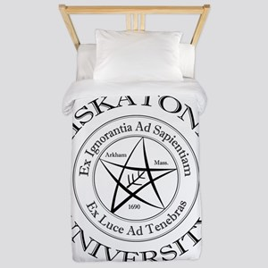 Miskatonic University Twin Duvet