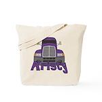 Trucker Kristy Tote Bag
