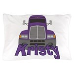 Trucker Kristy Pillow Case