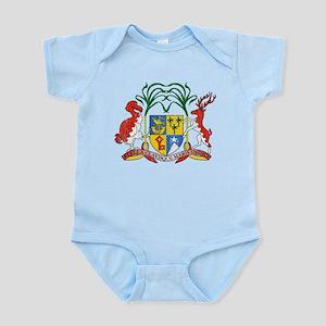 Mauritius Coat Of Arms Infant Bodysuit