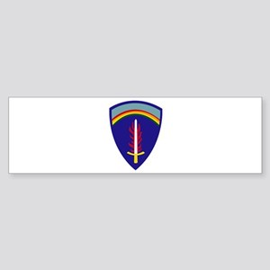 U.S. Army Europe (USAREUR) Sticker (Bumper)