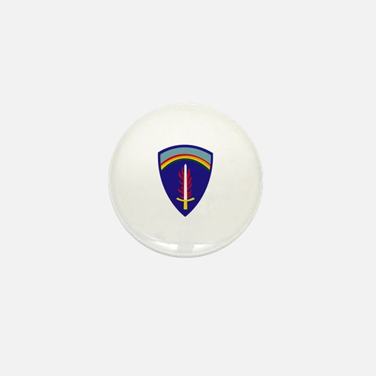 U.S. Army Europe (USAREUR) Mini Button