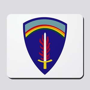 U.S. Army Europe (USAREUR) Mousepad