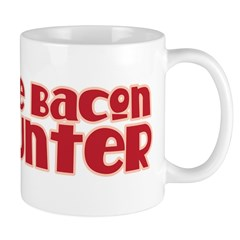 The Bacon Hunter Logo Mug