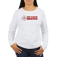 The Bacon Hunter Logo T-Shirt