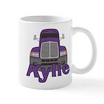 Trucker Kylie Mug