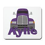 Trucker Kylie Mousepad