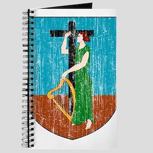 Montserrat Coat Of Arms Journal