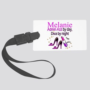 TOP ADMIN ASST Large Luggage Tag