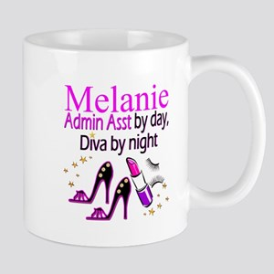 TOP ADMIN ASST 11 oz Ceramic Mug