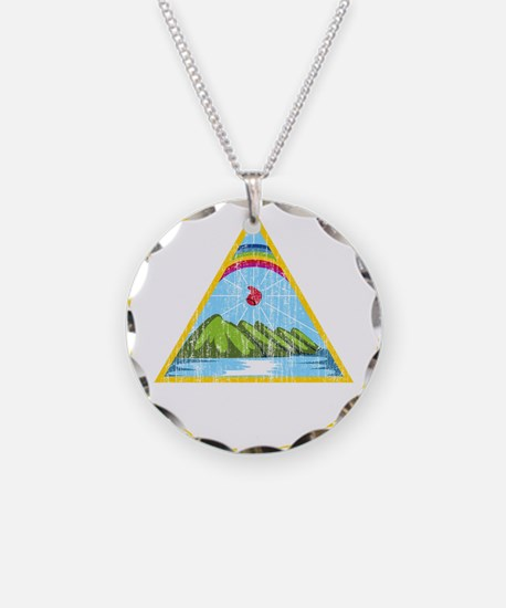 Nicaragua Coat Of Arms Necklace