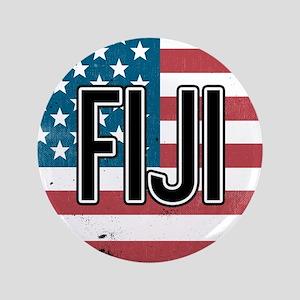 Phi Gamma Delta Flag Button