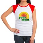Your Mom Women's Cap Sleeve T-Shirt