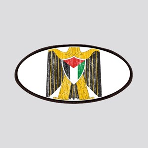 Palestine Coat Of Arms Patches