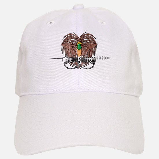 Papua new Guinea Coat Of Arms Baseball Baseball Cap