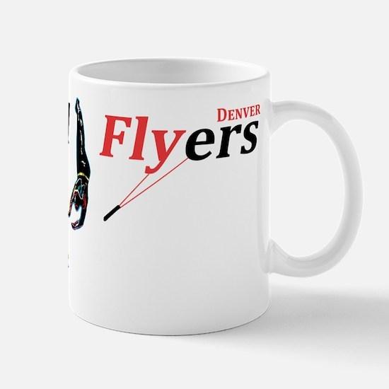 Imperial Flyers Logo Mug