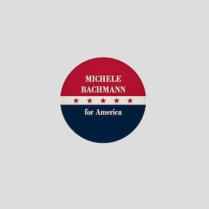 Michele Bachmann for America Mini Button