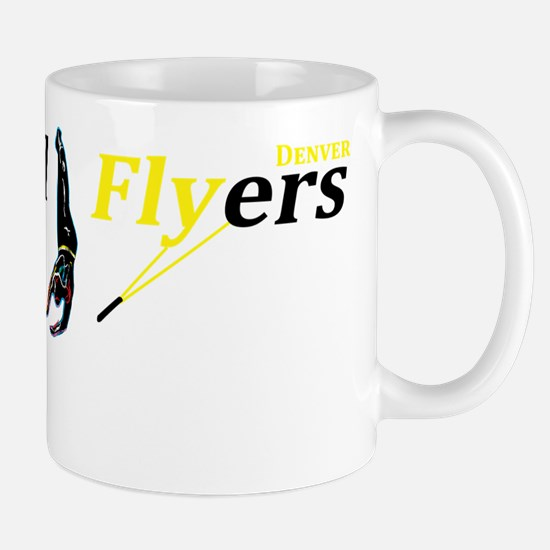 Imperial Flyers - YellowFly Mug