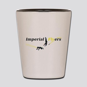 Imperial Flyers - YellowFly Shot Glass