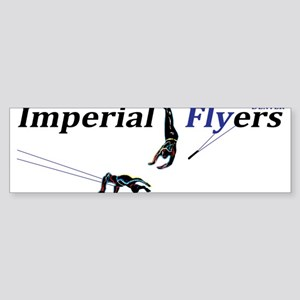 Imperial Flyers - BlueFly Sticker (Bumper)