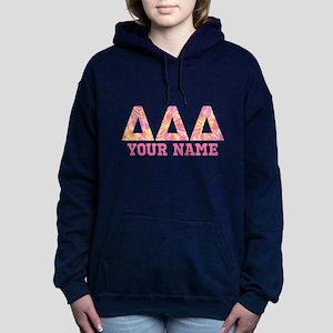 Delta Delta Delta Tropical Personalized Sweatshirt