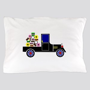 Virtual Cars Pillow Case