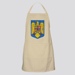 Romania Coat Of Arms Apron
