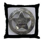 Arizona Rangers Throw Pillow