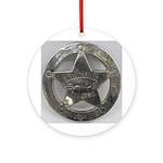 Arizona Rangers Ornament (Round)