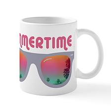 SUMMERTIME SUNGLASSES Mug