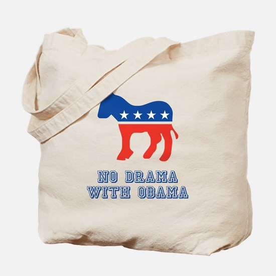 Obama 12 Tote Bag