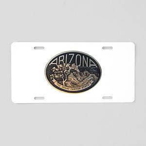 Arizona GC Aluminum License Plate